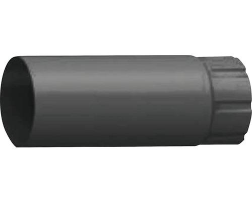 Precit Fallrohr Alu anthracite grey NW 87mm Länge: 2,00m