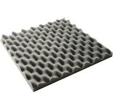 Akustik-Schaumstoff Noppenplatte Akupur 50x50x5 cm