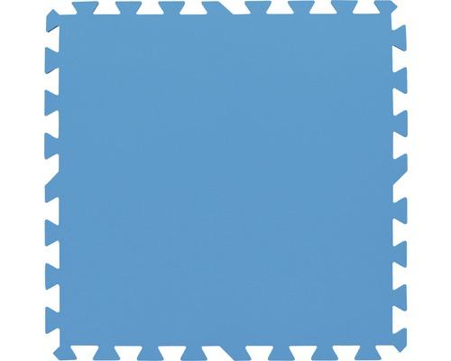 Flowclear Pool Unterbodenmatte 50 x 50 cm blau