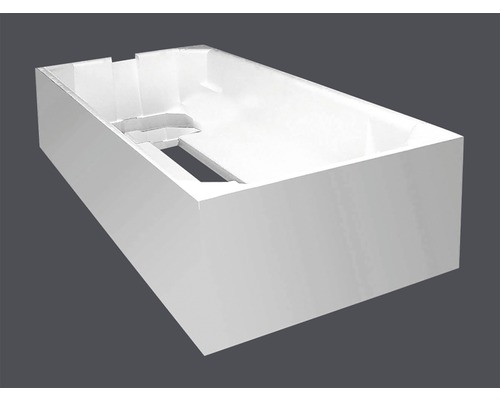 Jungborn Wannenträger zu Badewanne 170 x 75 cm