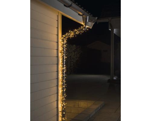 LED Lichterkette Konstsmide außen und innen 20er bernstein