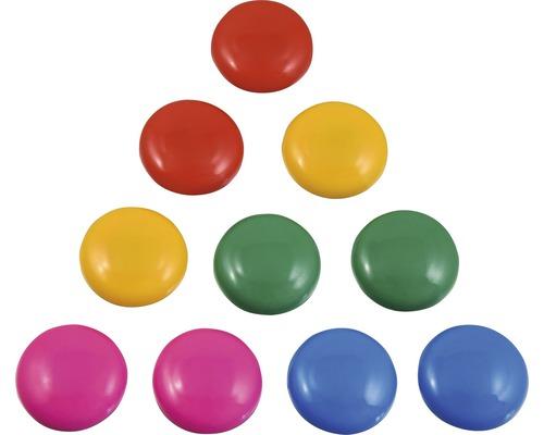 Magnete-Set 10 tlg