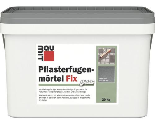 Pflasterfugenmörtel Fix Steingrau 20 kg