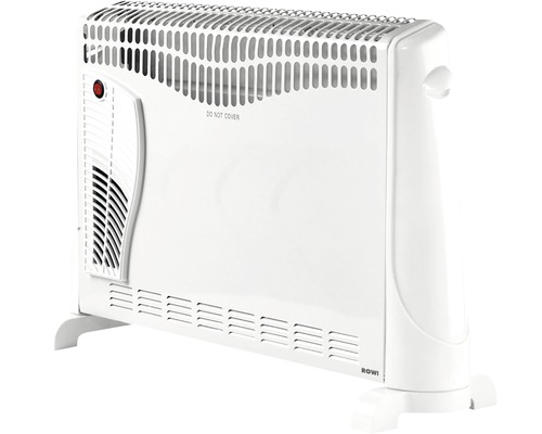 Wärmekonvektor Rowi 2000 W IP X0