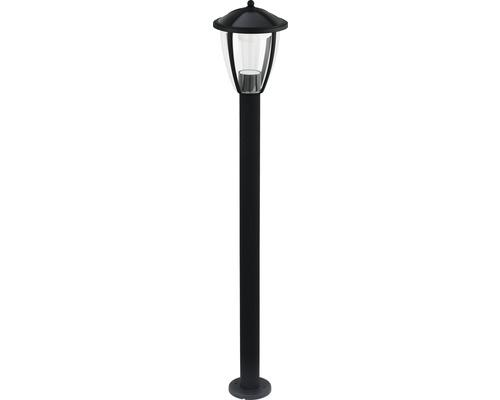 LED Außenstehleuchte 1x6W 500 lm 3000 K warmweiß H 1,0 m Comunero schwarz