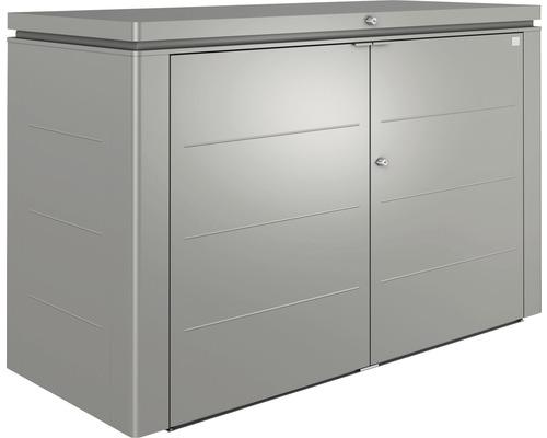 HighBoard biohort Gr. 200, 200 x 84 x 127 cm, quarzgrau-metallic