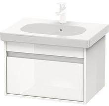 Duravit Möbel-Set Ketho 60 cm weiß/weiß hochglanz KT0062