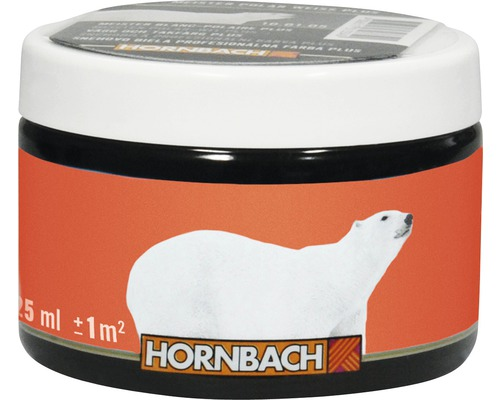 Farbtester Meister Polarweiß Plus Farbton 50.06.07 rot 125 ml