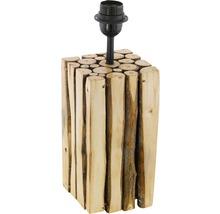 Tischleuchtenfuß H 325 mm Ribadeo Holz