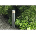 LED Stehleuchte 1-flammig H 600 mm Creo edelstahl