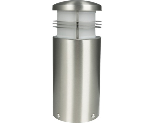 LED Stehleuchte 1-flammig H 250 mm Creo edelstahl