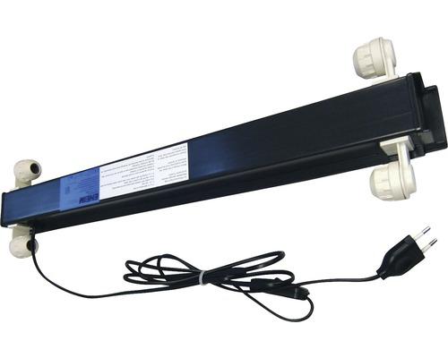 Einbauleuchte EHEIM 130/2 T5 Baujahr ab 10/2008 schwarz