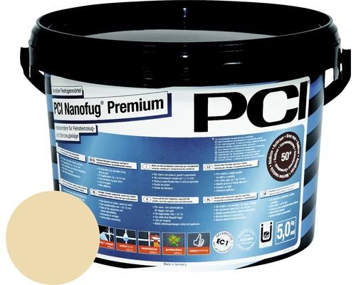 PCI Nanofug Premium Variabler Flexfugenmörtel für alle Fliesen und Natursteine anemone 5 kg