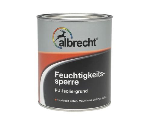 Albrecht Feuchtigkeitssperre Isoliergrund 2,5 l