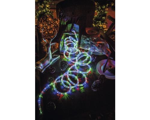 LED Lichtschlauch Lafiora außen und innen 24 m bunt