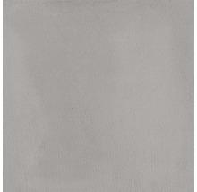 Feinsteinzeug Wand- und Bodenfliese Marrakesh grau 18,6 x 18,6 cm