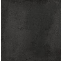Feinsteinzeug Wand- und Bodenfliese Marrakesh anthrazit 18,6 x 18,6 cm