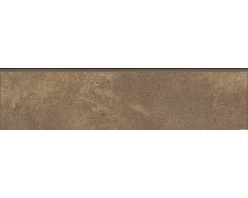 Sockel Siena cotto rosso 7,5x30,4 cm Inhalt 3 Stck