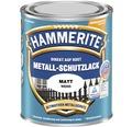 HAMMERITE Metallschutzlack matt weiß 250 ml