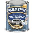 HAMMERITE Hammerschlaglack Effektlack Silbergrau 2,5 l