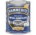 HAMMERITE Metallschutzlack glänzend Silber 2,5 l
