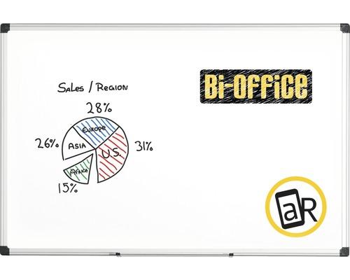 Magnettafel Whiteboard beschriftbar 60x90 cm