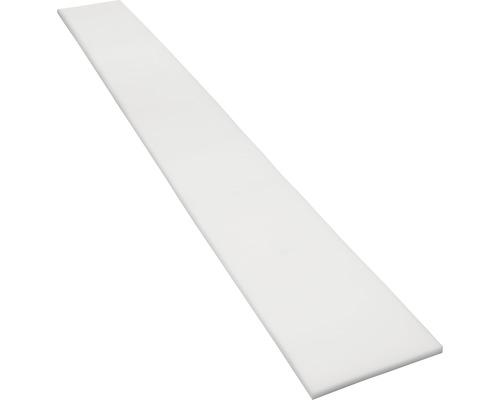 Schaumstoffplatte Softpur grau 220x25x2 cm