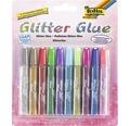 Glitzerstifte Glitter-Glue 10x9,5 ml
