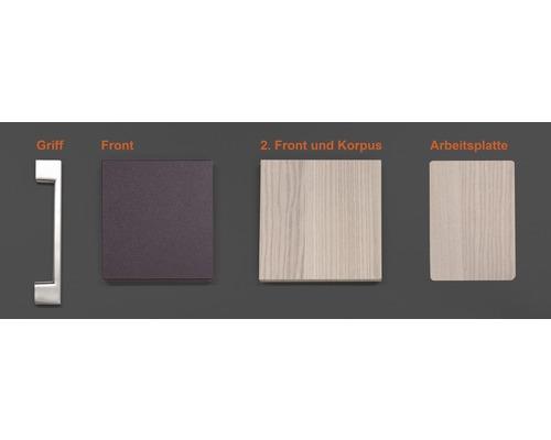 Musterpaket Küchenzeile FOCUS 190 x 170 x 70 mm