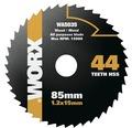 Sägeblatt Worx 44 Z für Versacut