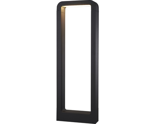 FLAIR LED Außenstehleuchte 10,5W 600 lm 3000 K warmweiß Taygeta schwarz H 800 mm