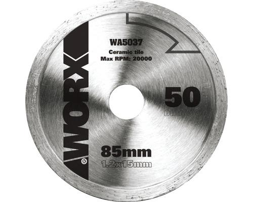 Diamant Sägeblatt Worx für Versacut