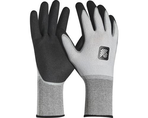 Arbeitshandschuhe Hammer Workwear Pro Tex Comfort grau/schwarz Gr. 11