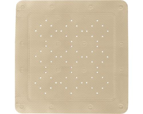 Duscheinlage Kleine Wolke Calypso beige 55 x 55 cm