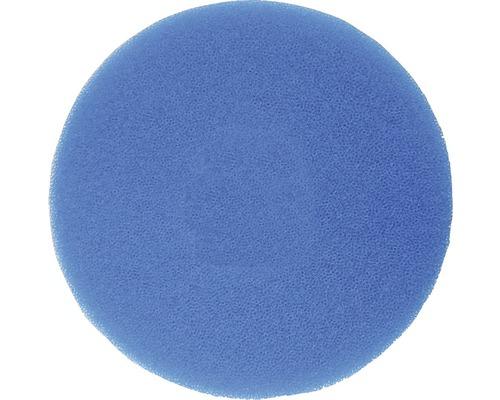 Filterschwamm fein rund blau