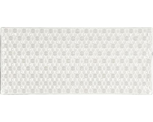 Badewanneneinlage Kleine Wolke Honey transpartent 36 x 80 cm