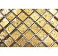 Glasmosaik XCM 8GO15 gold 30x30 cm