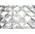 Glasmosaik XCM SV829 weiß 30x30 cm