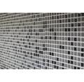 Glasmosaik CUBA 05G grau 30,5x30,5 cm