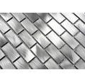 Aluminiummosaik XAM 411 silber
