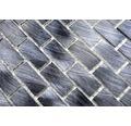 Aluminiummosaik XAM 421 schwarz