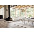 PVC Texal Elegant Clear Holzoptik 400 cm breit (Meterware)