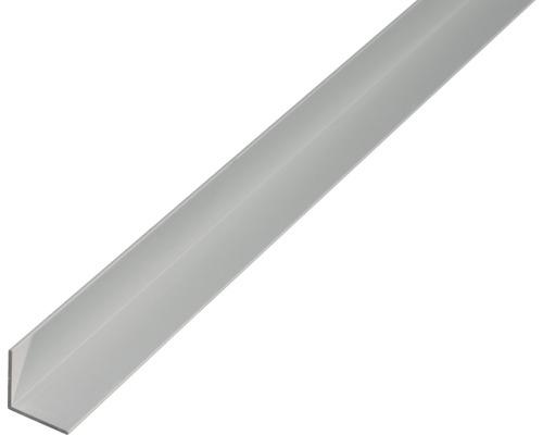 Winkelprofil Alu natur 40x40x2 mm, 2,6 m