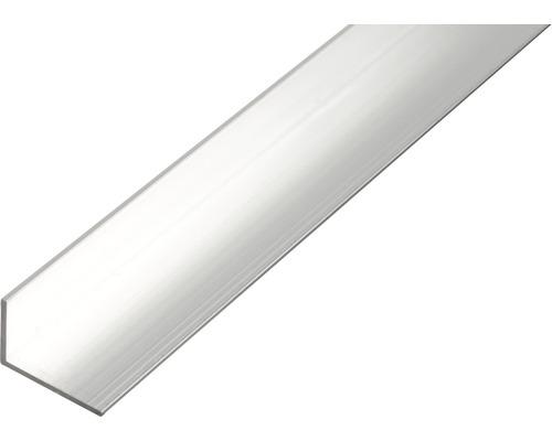 Winkelprofil Alu natur 25x15x1,5 mm, 2,6 m