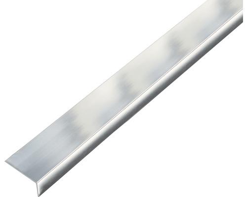 Winkelprofil Alu chromdesign selbstklebend 15x10x1 mm, 2 m