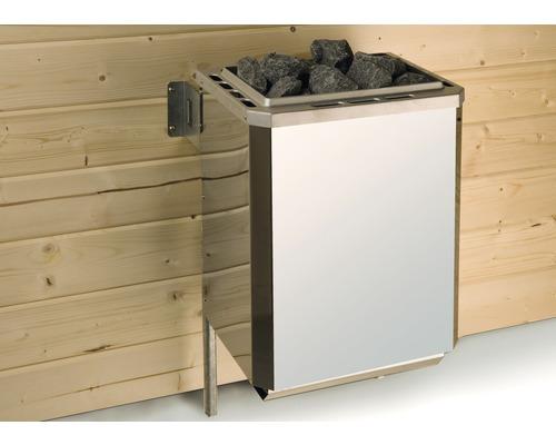 Saunaofen-Set Weka OS 7,5 kW mit digitaler Kombi-Steuerung