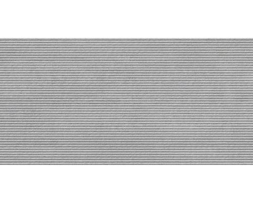 Feinsteinzeug Dekorfliese District Gris 45 x 90 cm
