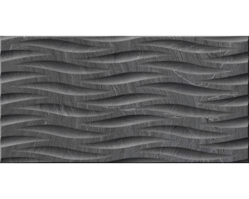 Feinsteinzeug Dekorfliese Varana Marengo 45 x 90 cm