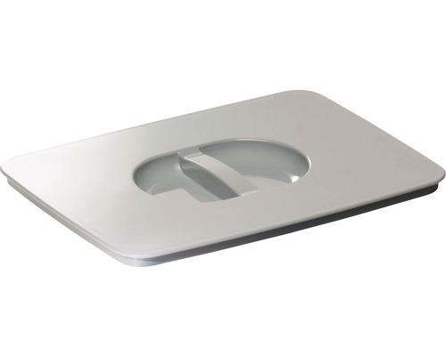 Deckel für Abfalleimer 12 und 15 Liter, grau