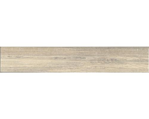 Feinsteinzeug Sockelfliese Tiglio Beige 8x45 cm Inhalt 3 Stck